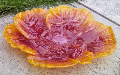 Hibiscus Bowl