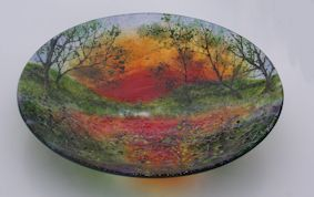 'Spring Reflections' Large Bowl, £295