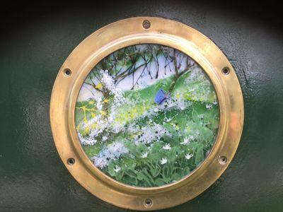 'Spring' Porthole
