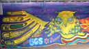 Bartley Green Mural, Detail