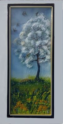 'Pear Tree' Doubled Glazed Unit