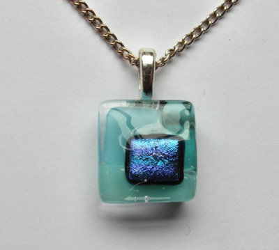 Glass Pendant, £17