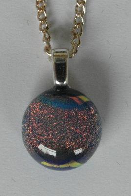 Glass Pendant, £17.