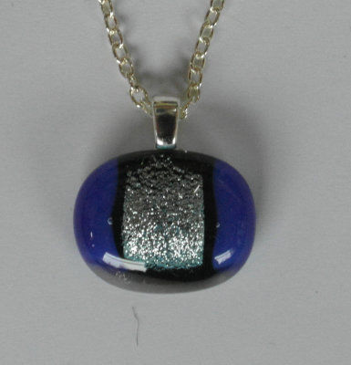 Glass Pendant, £17.