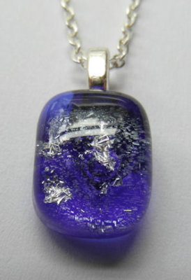 Glass Pendant,  £17.00.