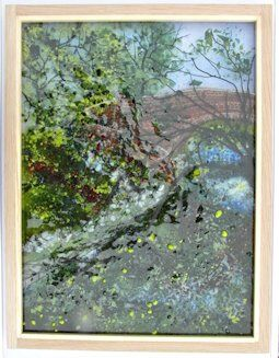 'Canal Bridge' Picture, £175