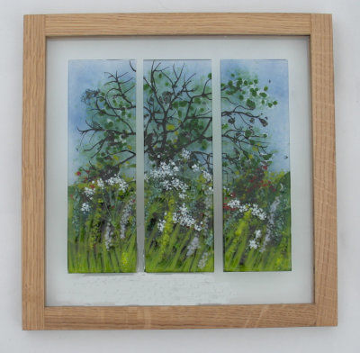 'Tree Triptych' - SOLD