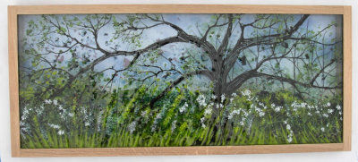 'Weird Oak' - Exhibited at 'Old Chapel Gallery' Weymouth