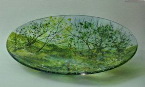 'Spring' Plate, £135