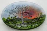 'Sunrise' Plate - £85
