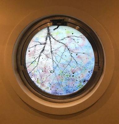 'Reflections' Porthole