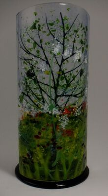 'Cow Parsley' Sculpture, SOLD