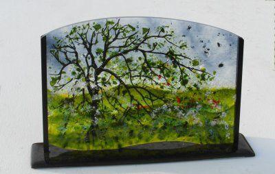 'Oak Tree in Spring' Sculpture, £105
