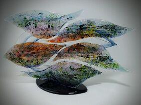 'Wave' Sculpture, SOLD