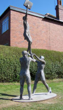 Bartley Green Sculpture 'Knowledge'