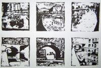 Six Views of Gas Street Basin 3 £30