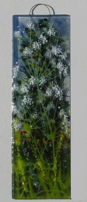 Wallhanging 'Cow Parsley', £35