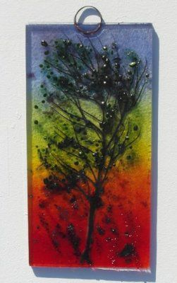 Wallhanging 'Sunset', £45