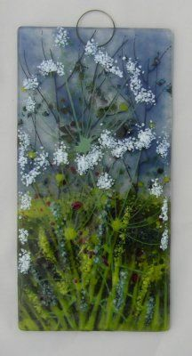 Wallhanging 'Cow Parsley', £45