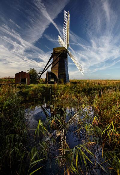 Herringfleet Smock Mill