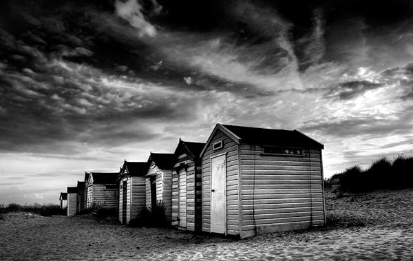 Gun Hill Beach Huts