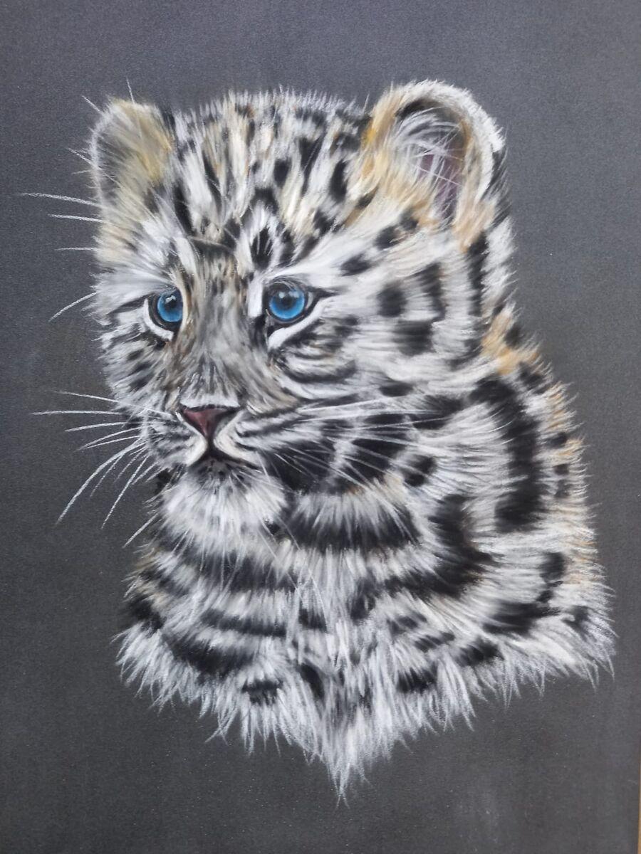 Amur Leopard Cub3