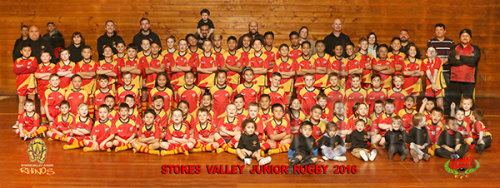 Stokes Valley Junior Rugby Club
