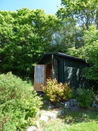 Garden studio and sketchbook images
