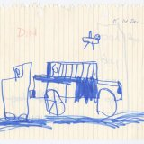 """Study of Car"" (Nearly 4)"