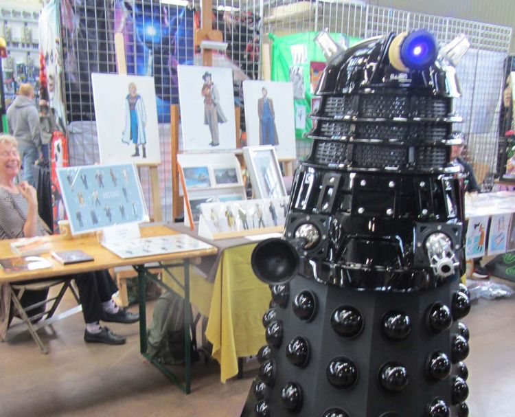 dr who convention