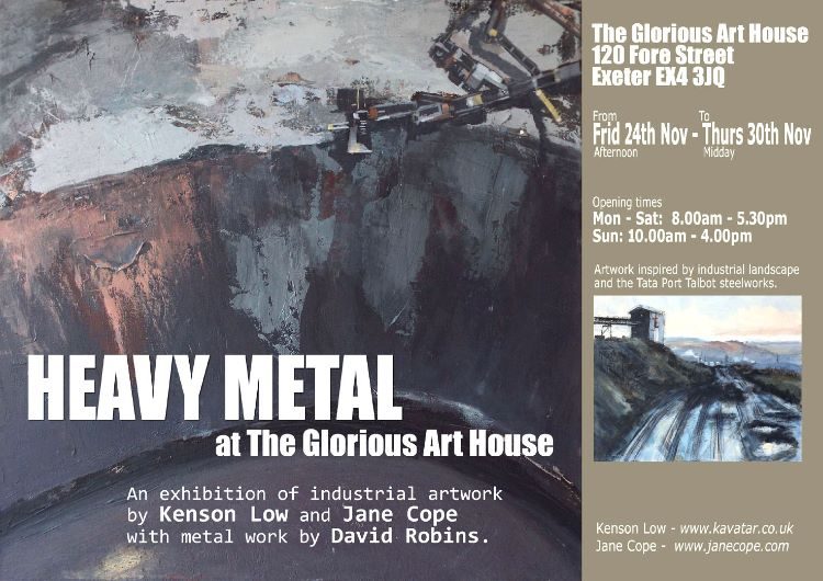 Heavy Metal Exhibition LD