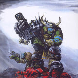 Ork Boss - Shown courtesy of Games Workshop Ltd 2007. All rights reserved.