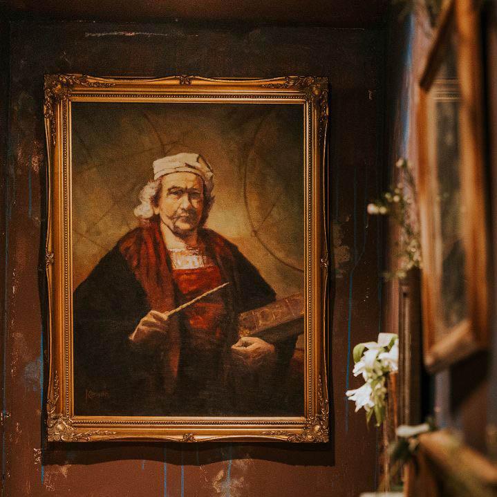 Rembrandt in situ
