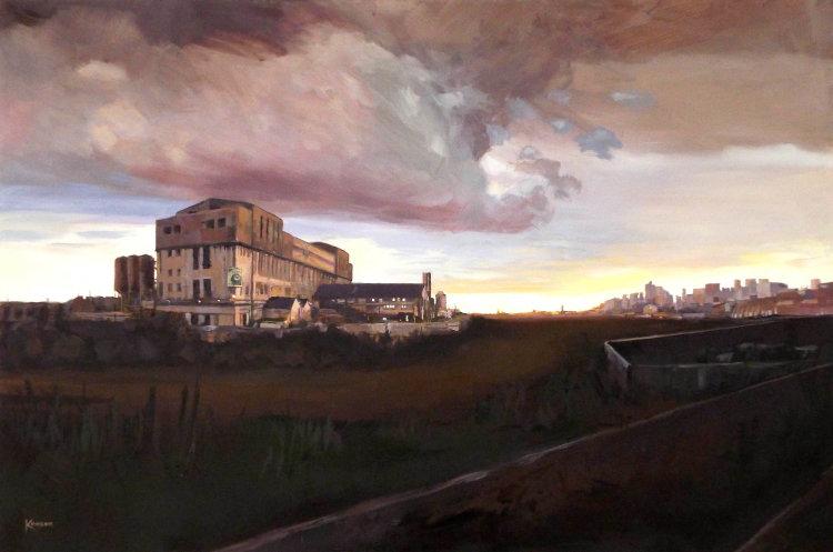 Tate & Lyle at Plaistow Wharf.