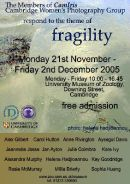 CamIris - Fragility Exhibition