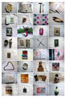 myth of return grid of objects