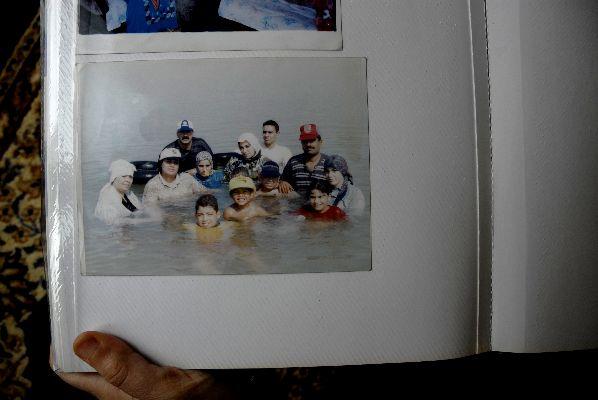 swimming in iraq
