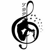 Black and White Fantazee Logo