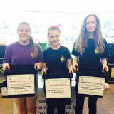 Tesco Bag Pack Fundraiser 19.7.15
