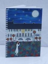 My Rose Garden notebook