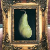 Elaborate Pear  - SOLD