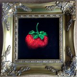 Elaborate Strawberry - SOLD