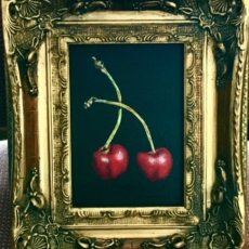 elaborate cherries