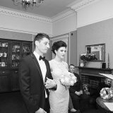 The Ceremony at Chadderton Town Hall, Green Room