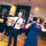 Dancing at the Barmitzvah