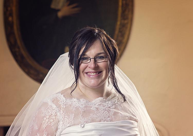 The Bride at Samlesbury Hall