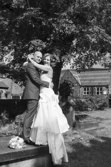 Wedding at the Red Hall Hotel, Bury