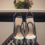 The Flowers and shoes