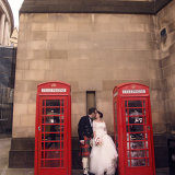 The Bride & Groom in Manchester City Centre