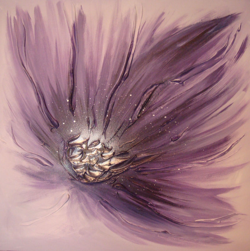 'Breeze ' Purple & Lilac'